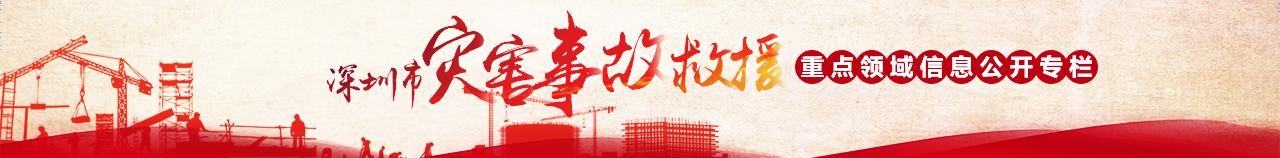 深圳市灾害事故救援